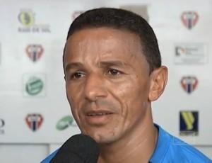 Raimundinho, lateral-esquerdo do Maranhão Atlético (Foto: Reprodução/TV Mirante)