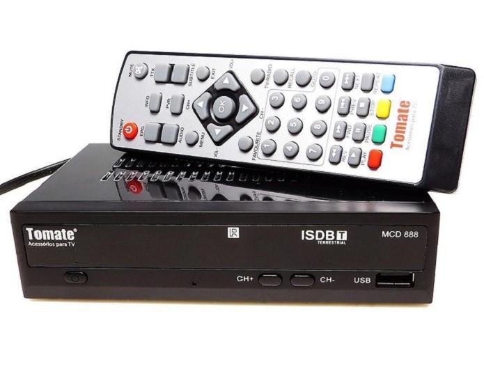 Conversor e gravador digital Tomate MCD-888 (Foto: Divulgação/Tomate)