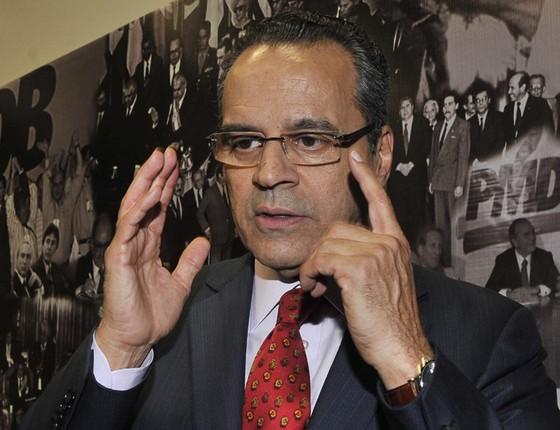 Henrique Eduardo Alves (Foto: JOSE CRUZ AGENCIA BRASIL)