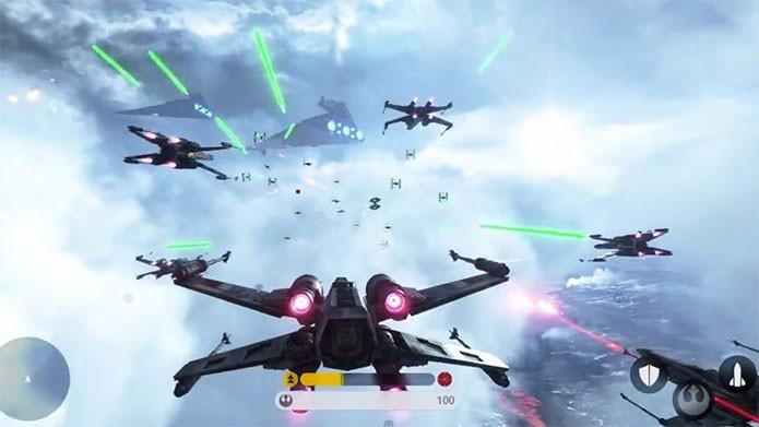 Star Wars Battlefront ganha modo de esquadrões (Foto: Divulgação/EA)