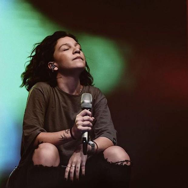 Priscila Alcantara é cantora gospel (Foto: Reprodução/Instagram)