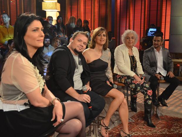 Transexuais contam suas histórias no Na Moral (Foto: Na Moral/TV Globo)