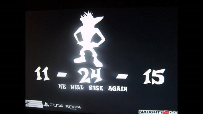 Imagem polêmica com a sombra do mascote da Sony sugere novo game (Foto: Reprodução/PSU)