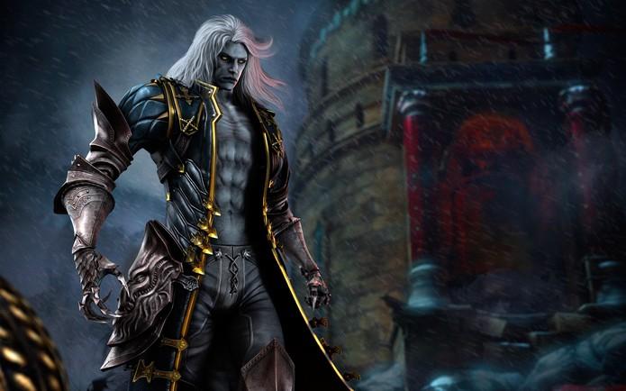 Castlevania Lords of Shadow (Foto: Divulgação/Konami) (Foto: Castlevania Lords of Shadow (Foto: Divulgação/Konami))