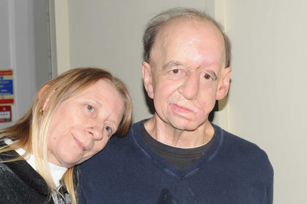 Eric Moger e a esposa, Karen Hunger, vão se casar (Foto: Andrew Dawood)