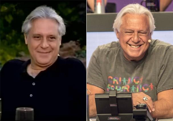 Antonio Fagundes (Foto: Reprodução e TV Globo)