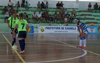 Taça Vanguarda de Futsal Feminino entra nas quartas de final no sábado