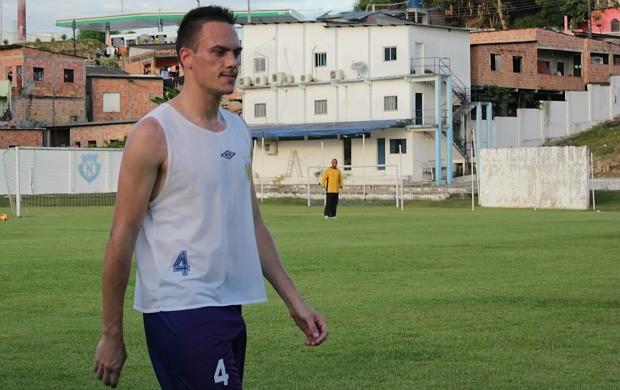 Emerson Feliciano (Foto: Tadeu Matsunaga)