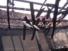 Incêndio atinge quarto de kitnet no bairro Maracanã em Santarém, PA