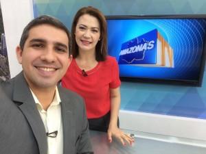 Amazonas TV também passa a ser exibido pelo G1 (Foto: Reprodução/Arquivo Pessoal)