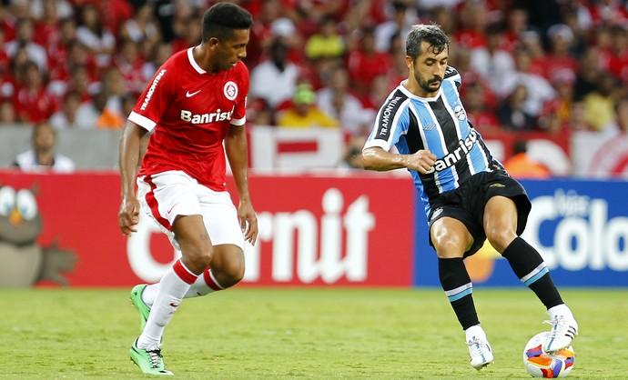 Gre-Nal Grêmio Inter Gauchão Beira-Rio Douglas Nico Freitas (Foto: Lucas Uebel/Grêmio FBPA)