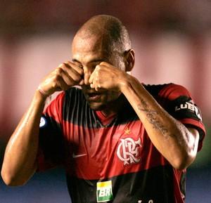 Souza Flamengo e Cienciano 2008 (Foto: Agência Reuters)