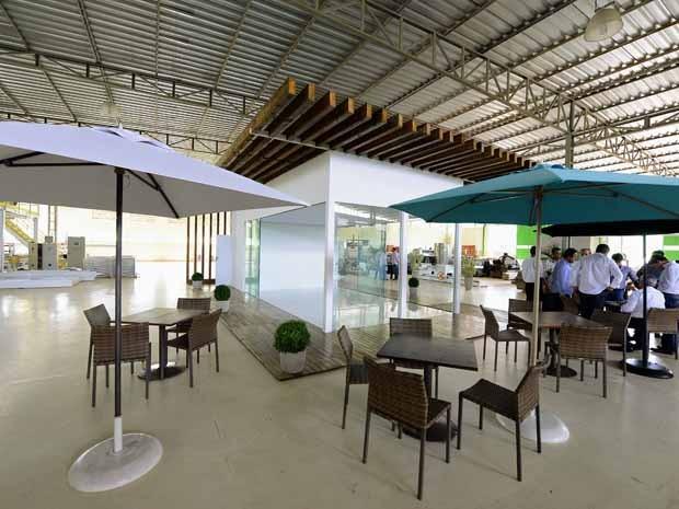 Novos quiosques de trechos reformados da orla de Salvador serão instalados em setembro (Foto: Divulgação/Agecom)