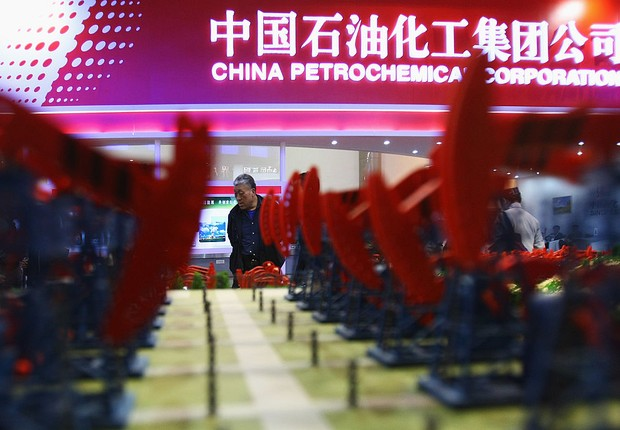 Sinopec (China Petrochemical Corporation) (Foto: Feng Li/Getty Images)