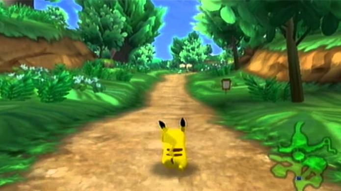 Pikachu e seus amigos pokémons viveram muitas aventuras além da série principal (Foto: Reprodução/YouTube)