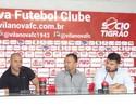 """Roni e presidente do Vila exaltam amistoso """"histórico"""" com Flamengo"""