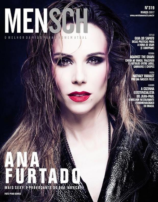 Ana Furtado (Foto: Reprodução/MENSCH)