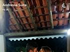 Gusttavo Lima festeja aniversário e ganha beijo da mulher, Andressa Suita