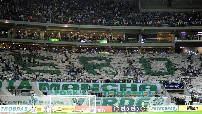 Um ano de arena  Palmeiras celebra lucro e efeito caldeirão da nova casa 5405b130dce14