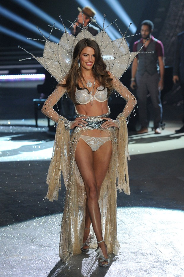 Victoria's Secrets 2012 (Foto: Getty Images)