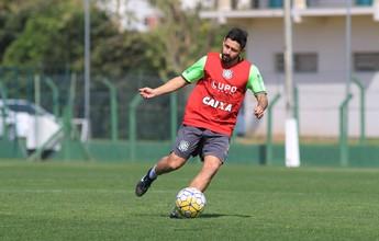 Primeira lista! Confira os relacionados de Marquinhos Santos no Figueirense
