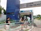 Zoológico de Salvador funciona normalmente neste feriado de Natal