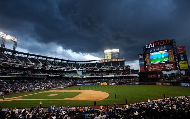 Campo de Basebol New Yourk Mets (Foto: AP)