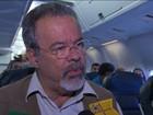 'Estou preocupado', diz ministro da Defesa sobre segurança na Olimpíada
