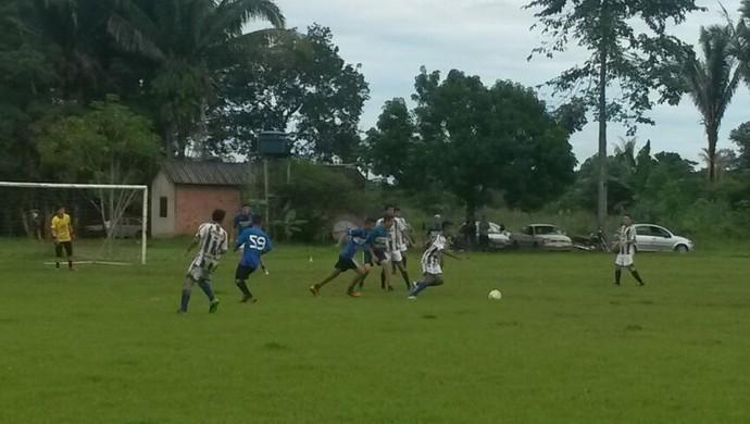Amistoso entre Rondoniense e Atlético da Zona Leste termina empatado (Foto: Marcos Cruz/ arquivo pessoal )