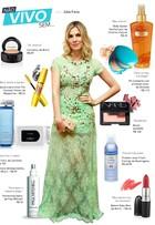 Julia Faria lista dez cosméticos favoritos: 'Não tenho grandes truques'