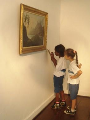 Letrarte (Foto: Divulgação / Museu da Chácara do Céu)