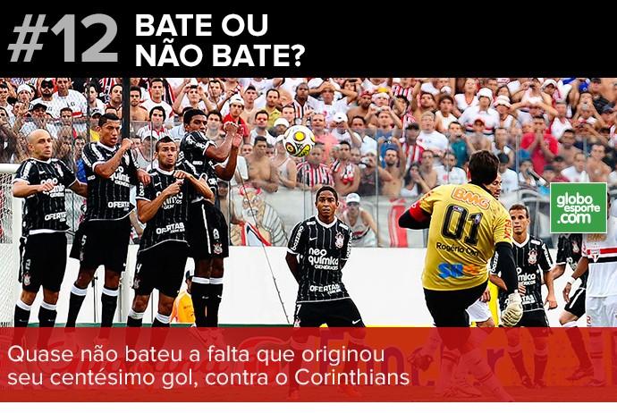 Cartela Curiosidades Ceni 8 (Foto: GloboEsporte.com)