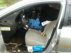 Homem é preso com carro roubado e 20 mil carteiras de cigarro no Oeste