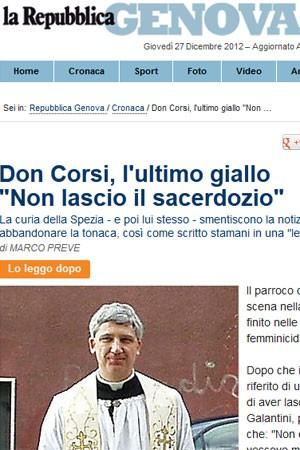 Don Piero Corsi (Foto: Reprodução)