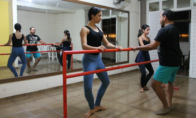 1dd859138f Ballet fitness em Petrolina (Foto  Amanda Lima)