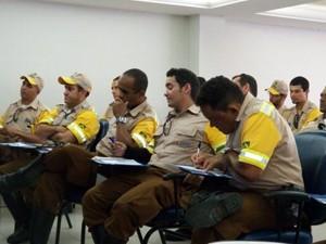 STTP realizou curso destinado ao atendimento no São João de Campina Grande (Foto: Divulgação/STTP)