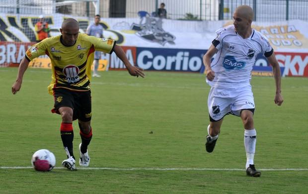 vitoria x abc brasileirão série b (Foto: Frankie Marcone/Futura Press/Agência Estado)