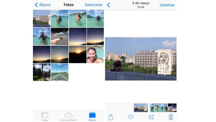Truque ensina postar fotos horizontais no Instagram Stories (Reprodução/Luana Marfim)