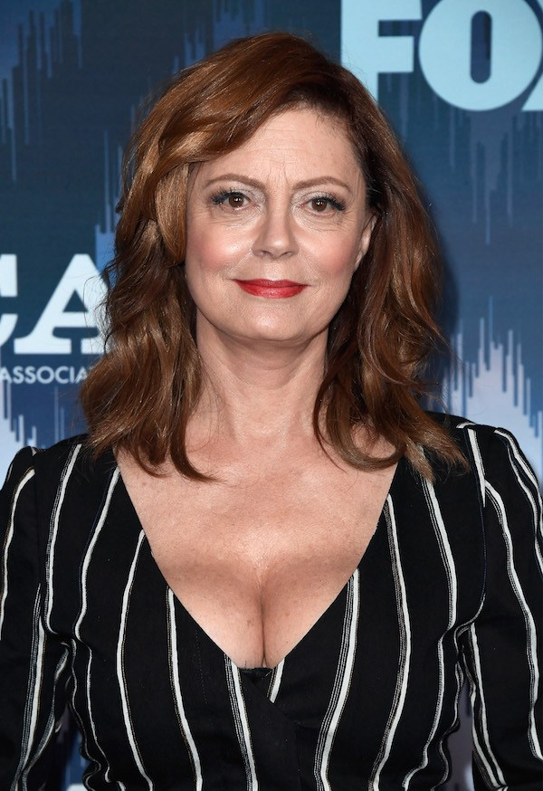 A atriz Susan Sarandon (Foto: Getty Images)