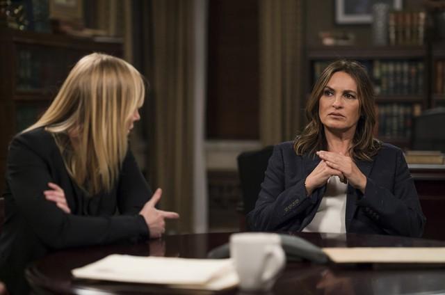 Cena de 'Law & Order: SVU' (Foto: Reprodução)