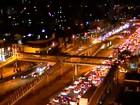 Saída para feriado tem trânsito intenso em BH e Região
