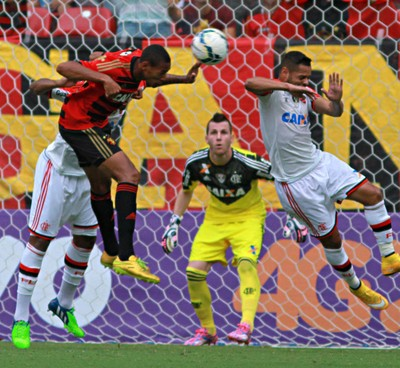 Sport x Flamengo (Foto: Getty Images)