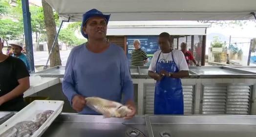 Hoje é dia de Pescador