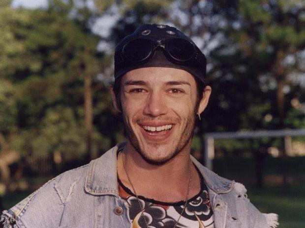 Boca (Igor Cotrim) se matricula em uma aula de bal clssico (Foto: Reproduo TV Globo)