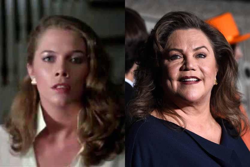 Com sua voz rouca e o papel principal em 'Corpos Ardentes' (1981), Kathleen foi símbolo sexual na década de 80. Recentemente, participou do drama 'Marley e Eu' (2008) e da comédia 'Debi e Lóide 2' (2014). (Foto: Getty Images/Reprodução)
