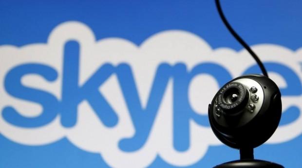skype, tecnologia, webcam. empresa, comunicação, internet (Foto: Estadão Conteúdo)