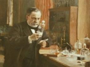 Globo Ciência: Pasteur (Foto: Reprodução TV)