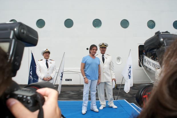 Roberto Carlos (Foto: Ag. News)