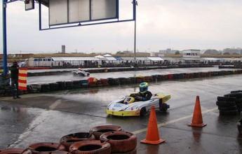 Kart: Incidente e chuva atrapalham piloto de Roraima em Brasília