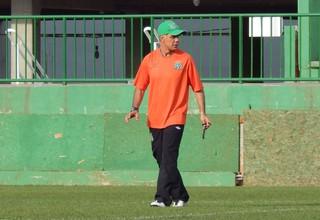 Técnico Jorginho Chapecoense (Foto: Laion Espíndula)
